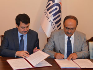 Sağlıkta İşbirliği Protokolü İmzalandı